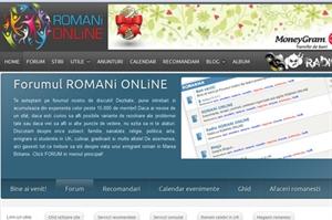 Picture of ROMANi-ONLiNE Community Portal