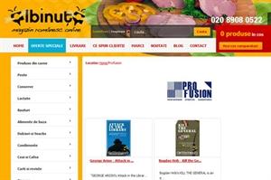 Picture of Profusion Books on Albinuta e-Store