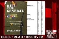 Picture of Kill the General - Sample Chapters
